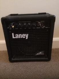 Laney LX 12 guitar practice amplifier