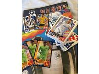 Match attax champions league to swap