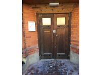 Solid Wood Front Doors From Old Church