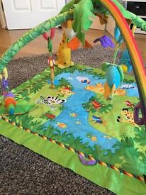 Rainforest Playmat