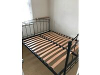 IRON BED COMPANY KINGSIZE BED FRAME