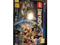 Lego dimensions set PS4