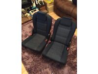 Peugeot 307 estate rear seat (spares) for 7 seater