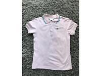 Boys pink diesel t shirt size XS