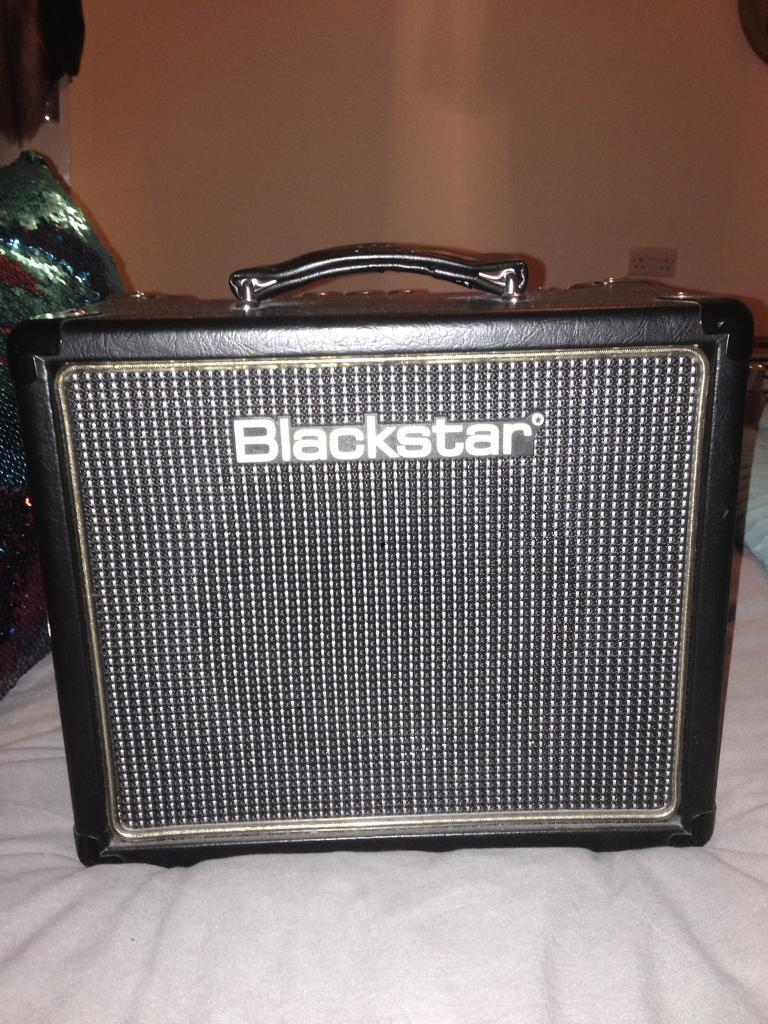 Blackstar ht1r combo guitar amp