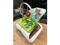 Fisher Price Rainforest Bouncer - RRP £40