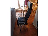 Ikea MARKUS office desk chair
