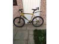 Ammaco mtx700 mans mountain bike, size large