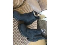 River Island shoe boots