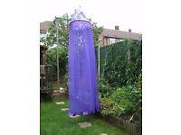 Princess Purple Net - Bed Tent