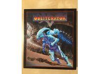 Obliterator by Psygnosis for Atari ST: Ultra Rare!