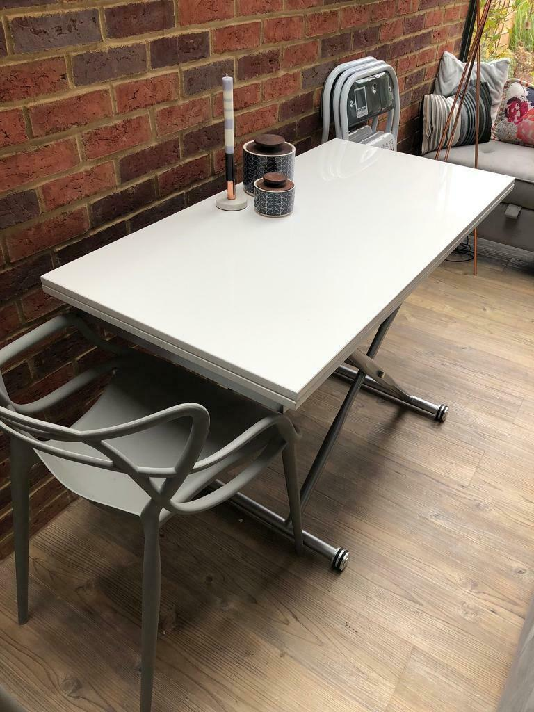 Extending Coffee Table That Converts To Dining Room Table In Tonbridge Kent Gumtree