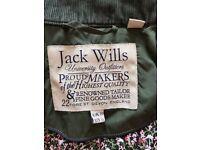 Jack Wills ladies coat size 10