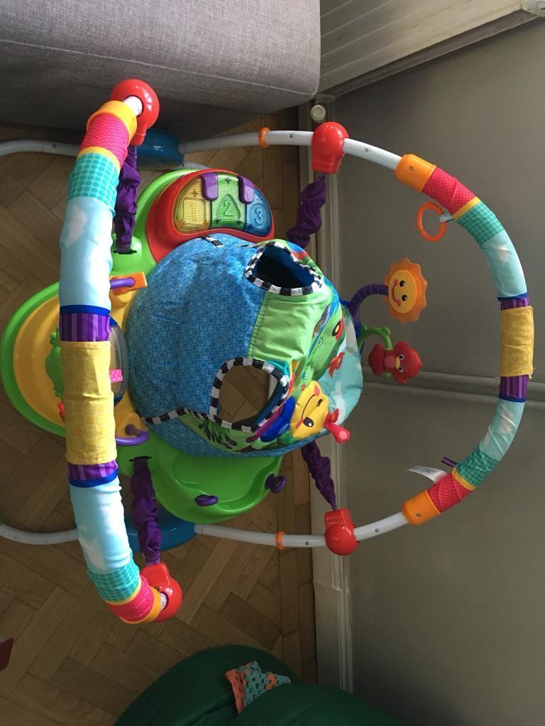 c84536e15 Baby Einstein Activity Jumper