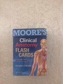 Moore's Clinical Anatomy Flashcards