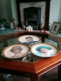 Royal Family Plates