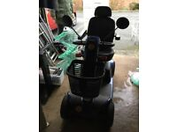 Mobility scooter. Bought but never used Pride colt plus