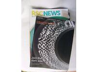 FREE -Magazines: Chemistry World and RSC News, 2015-2017