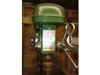 Alpine Pillar Drill Press