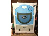 Fully Portable jet washer - Mobi V17