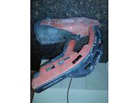 Hilti gx120 nail gun used