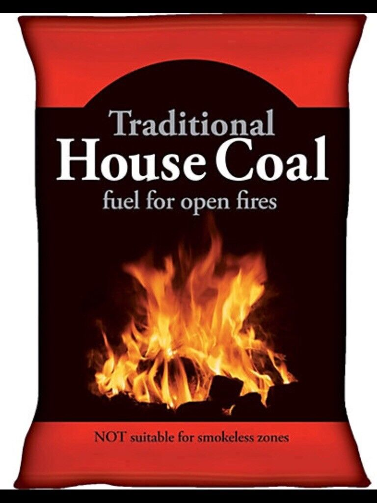 Cpl traditional House Coal 20kg bags