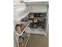Hotpoint undercounter fridge freezer - bargain £50