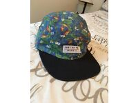 Just Hype 5 Panel Cap