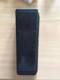 Dunlop - Cry Baby Wah
