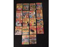 Dandy Comics Job lot