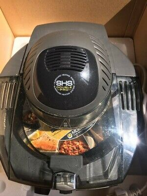 DeLonghi Friggitrice Multicooker Multifry Extra Chef FH1394 1000+1400W