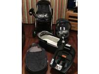 Mamas & Papas Travel system (will sell separately)
