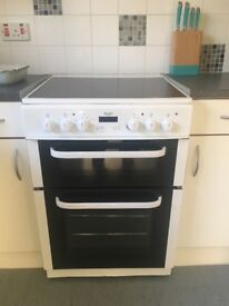 Bush electric oven and hob