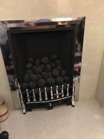 Gas fire - never installed