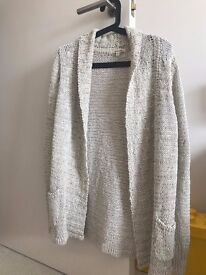 Massimo Dutti knitted long cardigan S size