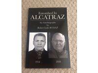 SIGNED COPY OF: Entombed In ALCATRAZ