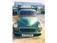 Morris Minor Coffee Business For Sale