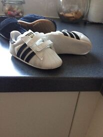 Boys shoes all great condition