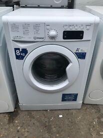 Indesit 8kg Washing machine (clean condition)