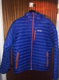 Men's Rab Down Jacket