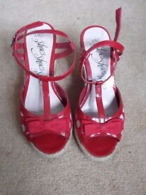 Women's Wedge Shoes Size 3