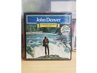 John Denver limited edt 6 cassettes box NEW