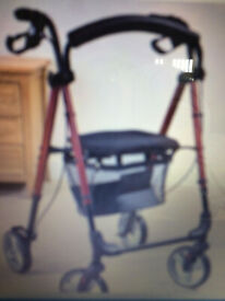 mobility walker 4 wheeled