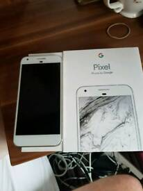 Google pixel so 32gb