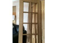 OAK VENEERED DOOR