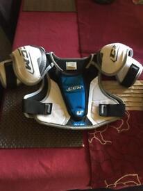 Junior boys ice hockey armour