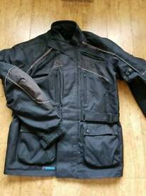 Frank Thomas mens motorbike jacket size XL