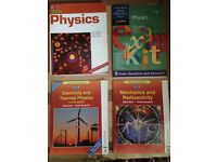 (((( A Level Physics Book Set - AQA, NAS, Collins Advance Science - £22 Only ! ))))