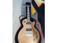 Gibson USA 2013 50s tribute gold top les paul