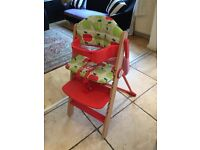 Cosatto Waffle High Chair